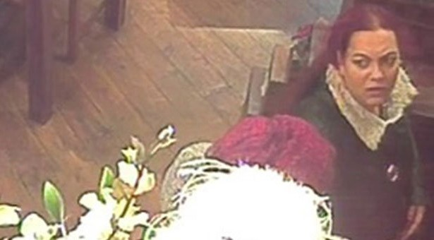 Shop theft in Bournemouth: can you identify this woman?