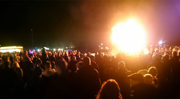 Ringwood-Fireworks