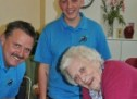 You're never too old to fire the big guns!
