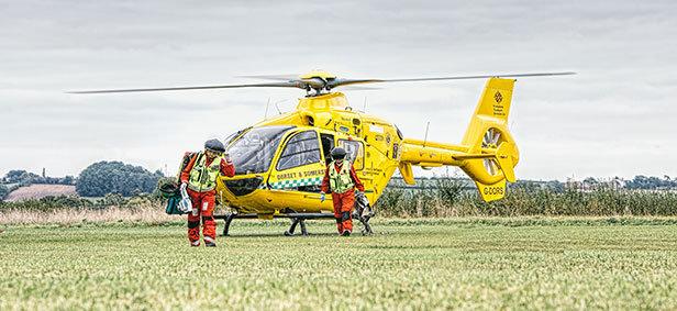 Dorset and Somerset Air Ambulance