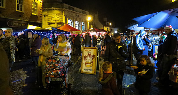 Christchurch Christmas Market