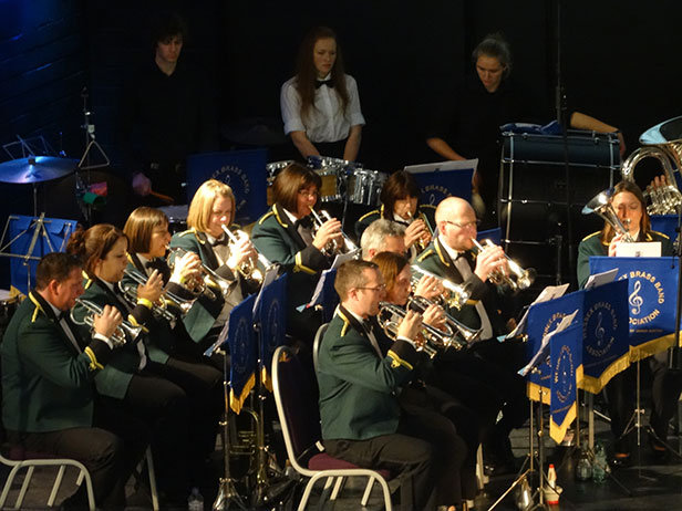 Wessex Brass Band Association's 59th winter contest