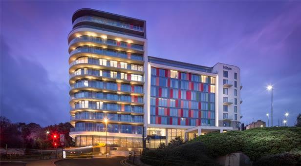 Hilton-Bournemouth-Exterior