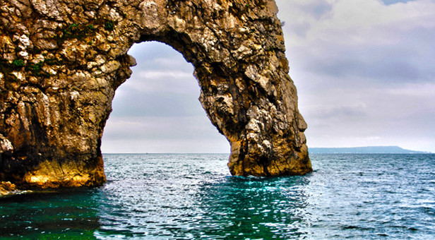 Annie Cruickshank hopes her shot of Durdle Door will make the cut