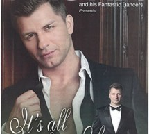 Pasha 'It's all about you' at the Regent Centre
