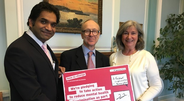 Borough of Poole pledges it's Time to Change