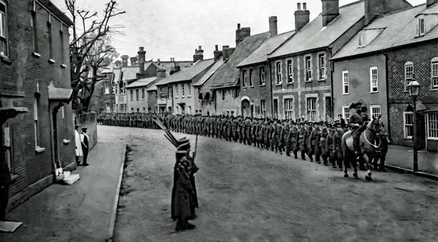 Discover the home front faces of the First World War in Wimborne