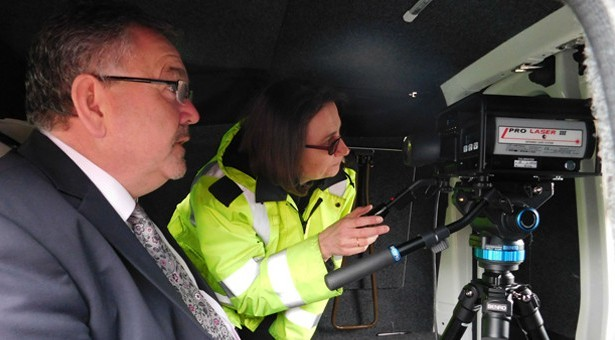 Community day gives PCC insight to Swanage policing