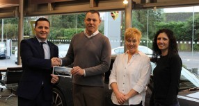 Porsche driving experience to support John Thornton Young Achievers Foundation