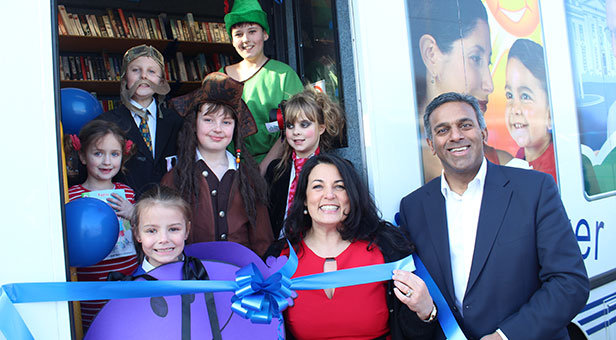 Opening of Talbot Community Library