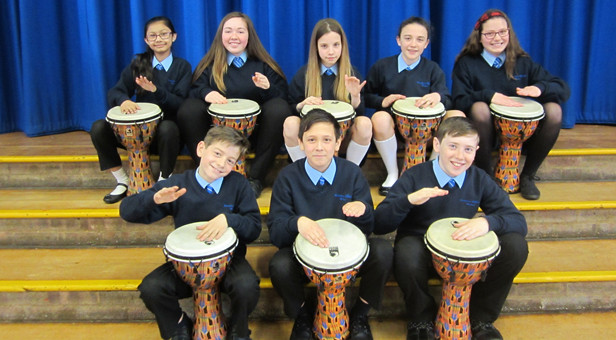 African-Drums