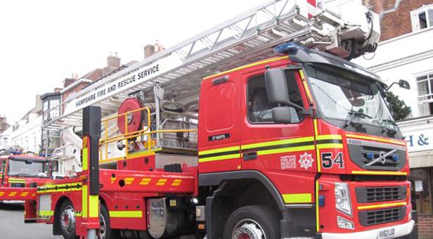 Hamshire-Firetruck