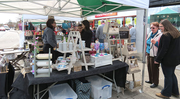 Ferndown weekly market