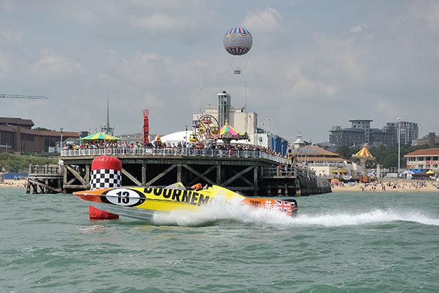 P1 Grand Prix of the Sea Bournemouth