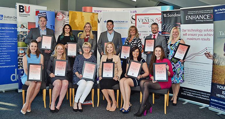 Dorset Venus Awards launch