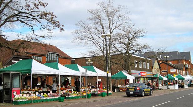 Ferndown Market