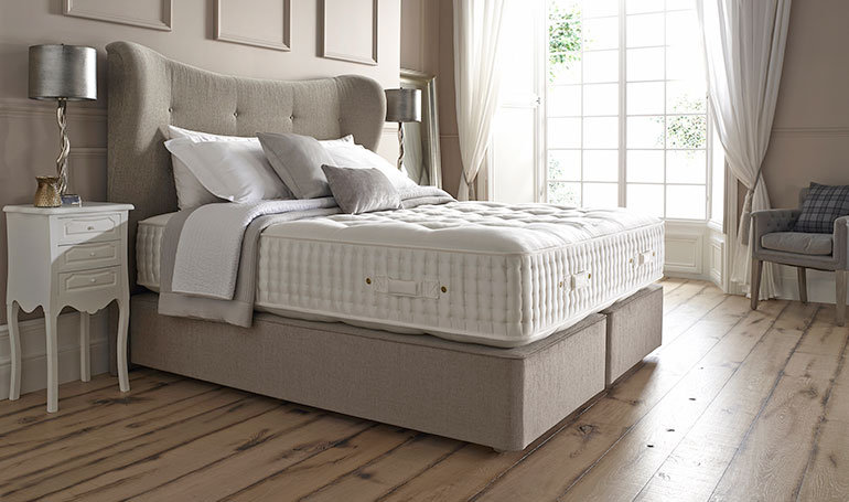 Harrison Bed Tailor Luxury Collection - Solitaire