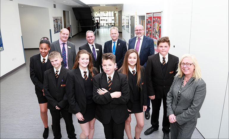 DCCI and St Aldhelm's Academy