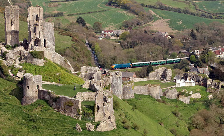 Swanage Railway diesel gala preview day Thursday 5th May 2016