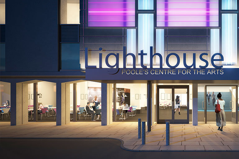 Lighthouse New Frontage