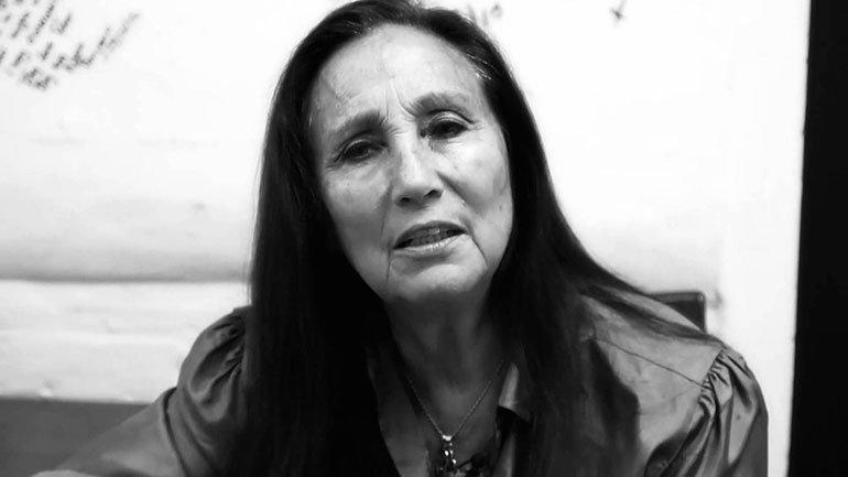 Folk legend Julie Felix