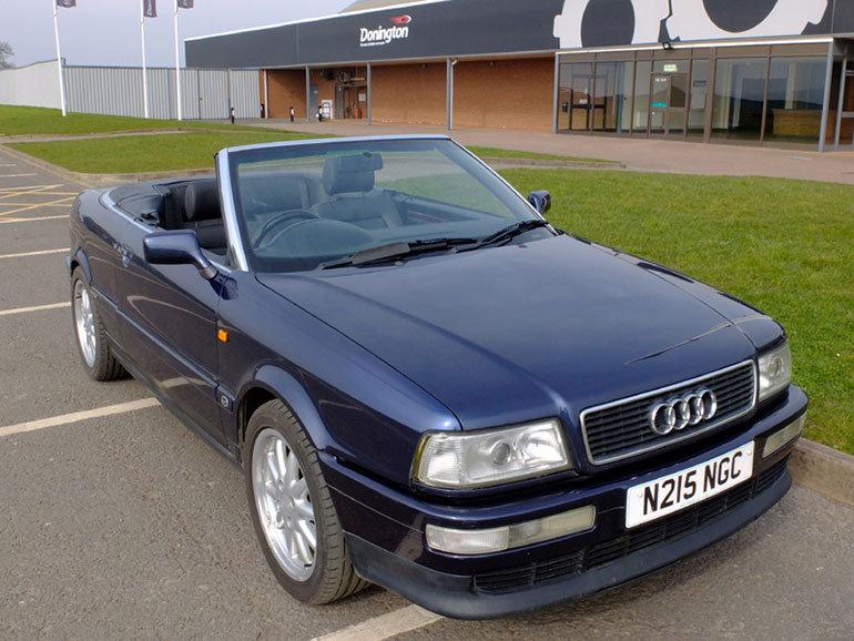 1996 Audi Cabriolet 2.6