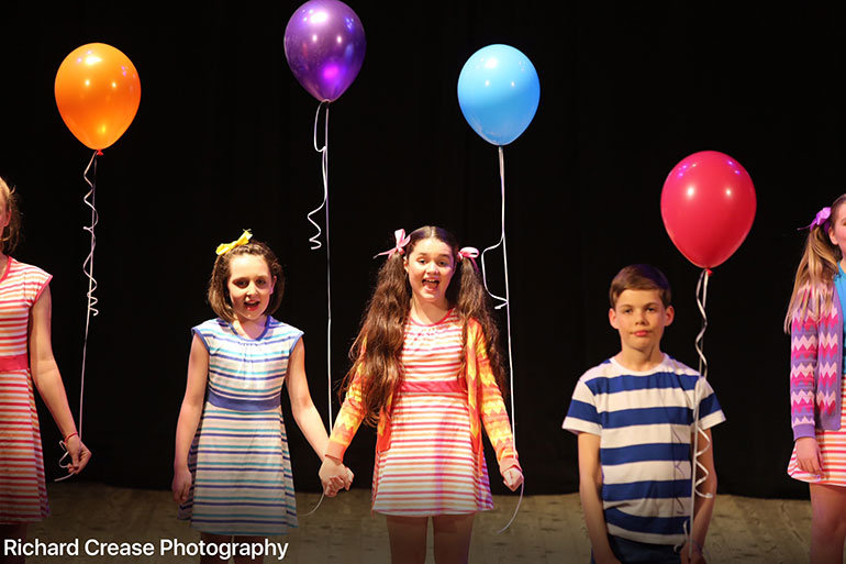 Stagewise School for the Performing Arts