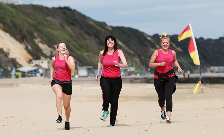 Ellis Jones Solicitors Race for Life team