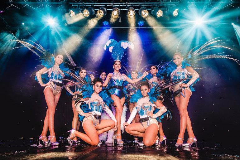 The Lady Boys of Bangkok