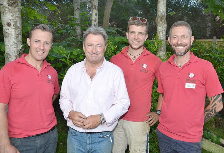 Stewarts supports dream garden for ITV s Love Your Garden 6089753aeb