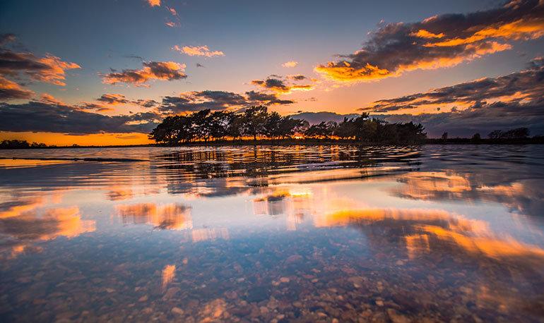 'Hatchet Pond' by Matt Pinner – the vote winner of the spring 2016 edition
