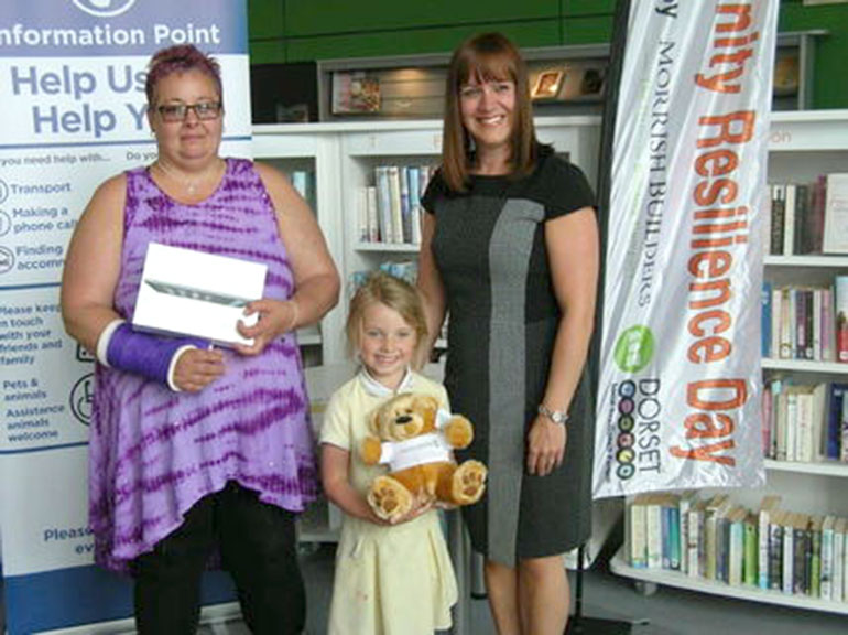 Community Resilience Day presentation winners