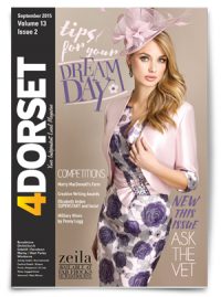 4Dorset front cover