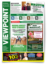 Viewpoint front cover