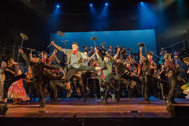 2015 Broadway Showtunes