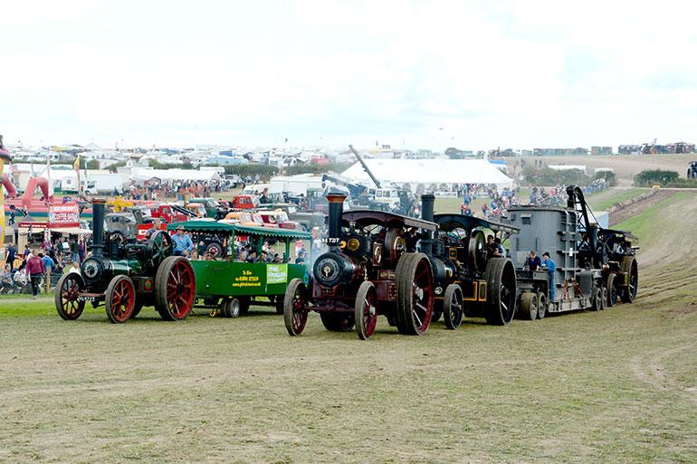Great Dorset Steam Fair