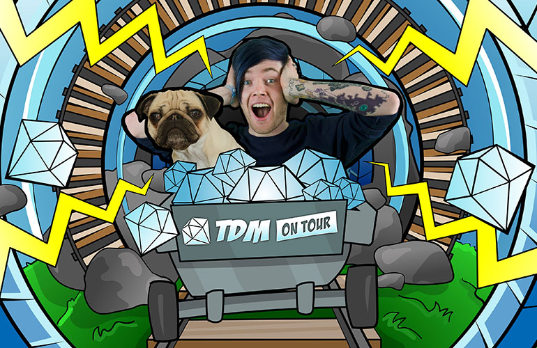 Dan Tdm On Tour June