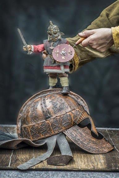 Beowulf Puppet