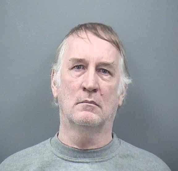 David Shepherd paedophile