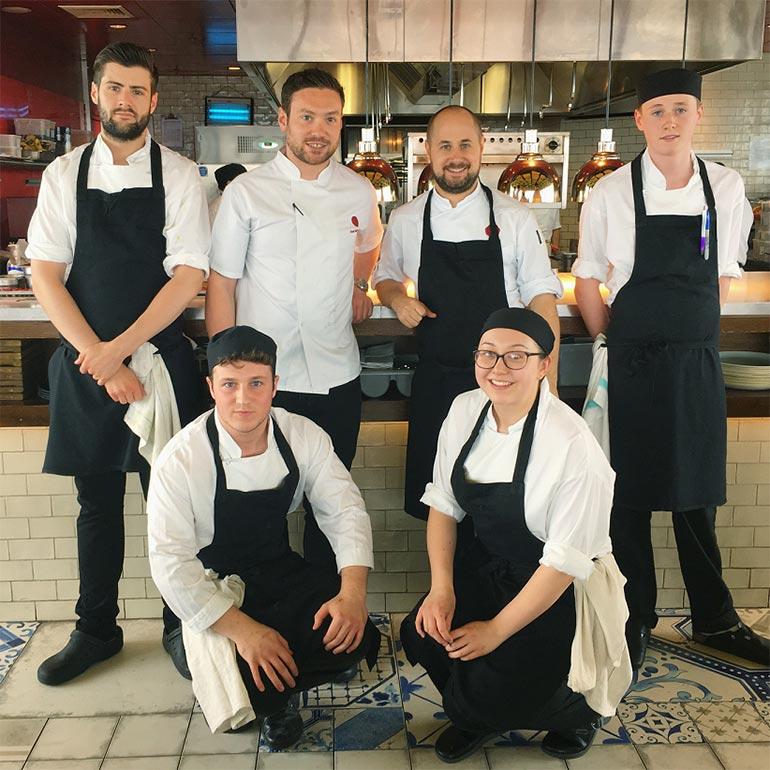 Bournemouth & Poole College Chefs