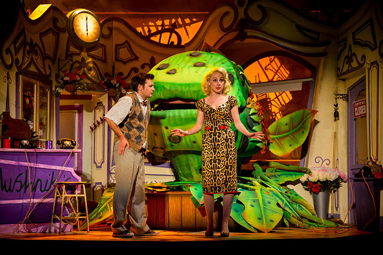 Little Shop of Horrors at Bournemouth Pavilion