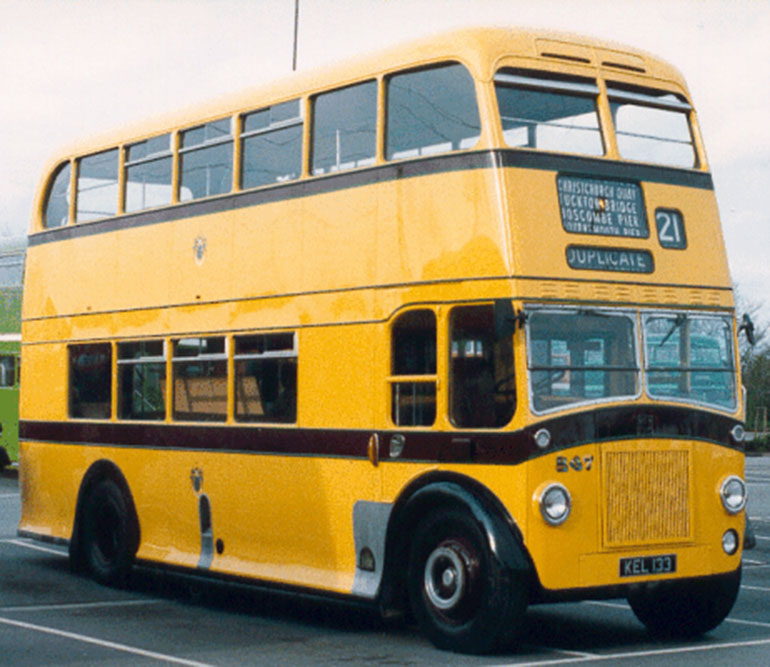 Salford City Transport bus, 1950 | This would be the scene ... |Photos Old City Buses 1950