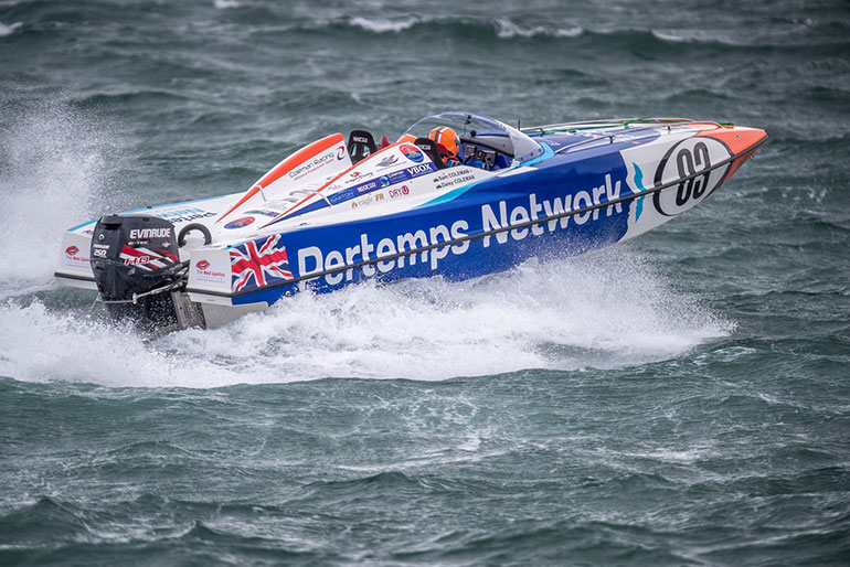 Pertemps Network winners of Grand Prix of the Sea