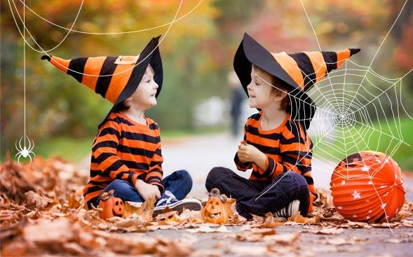 Halloween fun at the Furlong in Ringwood