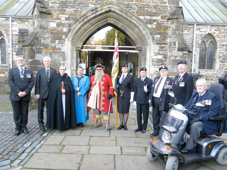 Congregation for Armistice Day