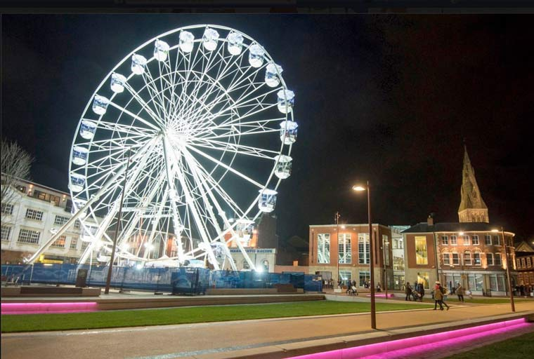 Festive Big Wheel is on its way to Bournemouth