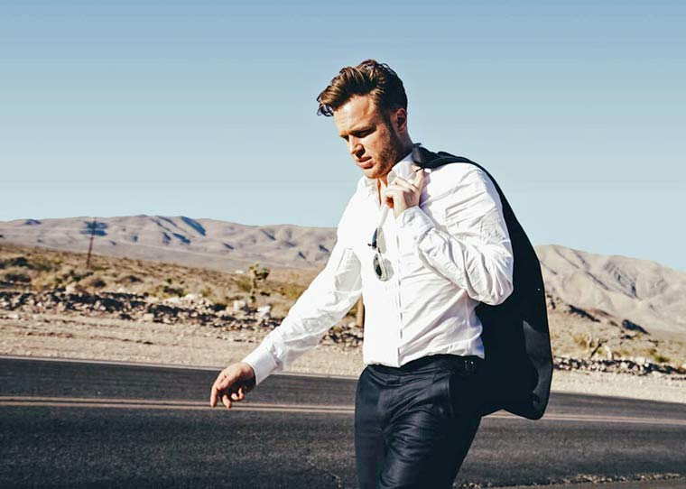 Olly Murs Promotional Picture