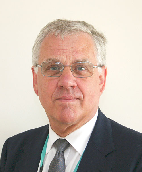 Councillor Peter Wharf, Chairman of the Purbeck Local Plan Partial Review Advisory Group