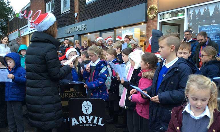 West Parley Christmas Carols