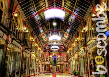 """The Royal Arcade"" by Barry Chignell"